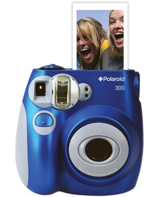 6c61d591b4 The new Polaroid 300 Instant Camera has everything you loved about instant  photography back in a fun and one-of-a-kind Polaroid way.