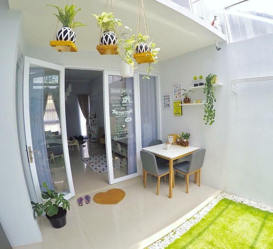 , Desain Rumah Dengan Plafon Tinggi, Carles Pen, Carles Pen
