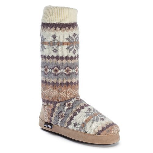 MUK LUKS Vanessa Vintage ... Women's Bootie Slippers very cheap for sale shop offer for sale cheap real cheap from china M2XlArG6