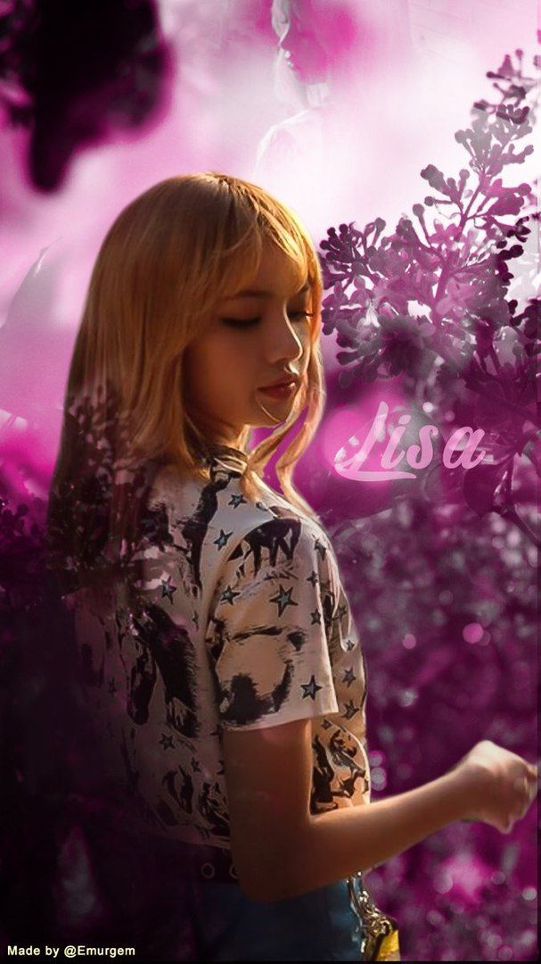 Lisa Wallpaper Blackpink Pinterest Lisa