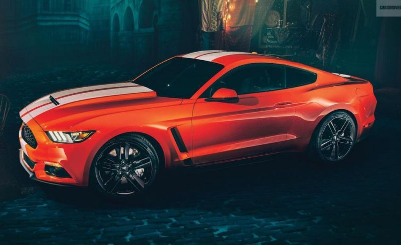 The next GT500? Click to find out... #Mustang #2016 #spon