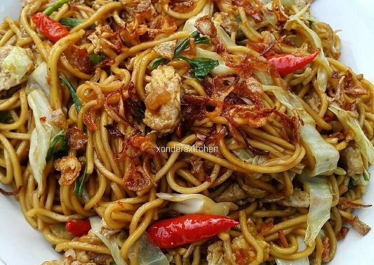 Resep Mie Goreng Jawa Oleh Xander S Kitchen Resep Resep Masakan Masakan Indonesia Resep