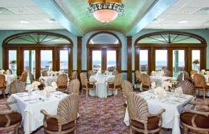 Wedding Venues The Breakers On Ocean Spring Lake Nj Seashell Dining Room