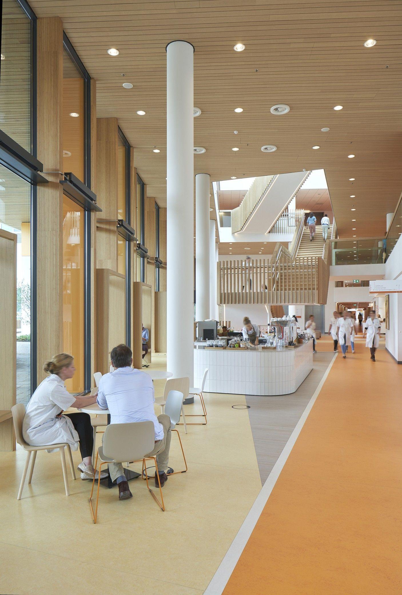 Princess Maxima Centre For Child Oncology Hospital Design