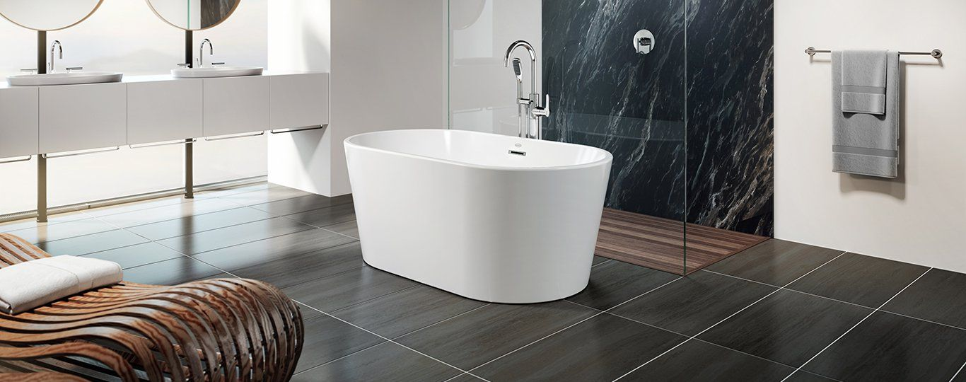 Celeste Freestanding Bath Tub Bath Master Bathroom