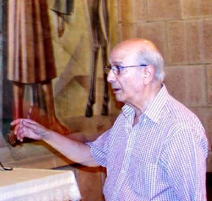 ARTISTAS DE JAEN: FRANCISCO BA�OS MARTOS