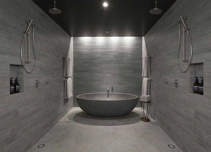 28 Best Concrete Bathroom Design Ideas Suppose Design Office Badezimmer Design Beton Badezimmer