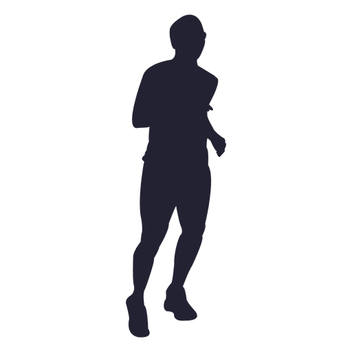 Marathon Running Male Silhouette Ad Paid Affiliate Running Male Silhouette Marathon Silhouette Silhouette Png Graphic Image