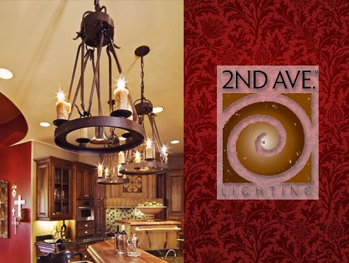 extremely wide variety of lighting from traditional to modern | 2nd Ave Design | Yorkville, New York