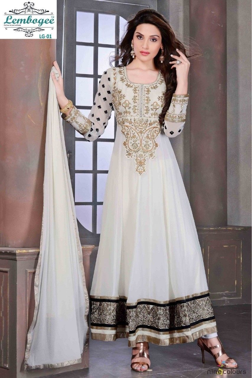 3344ebee1f INDIAN PAKISTANI ANARKALI SALWAR KAMEEZ WEDDING DREES SUIT PARTY WEAR 2018  9876 | eBay