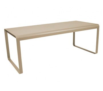 Tisch Bellevie Gartentisch Aus Metall Gartenmobel Fermob Terrassentisch Esszimmertisch Tisch