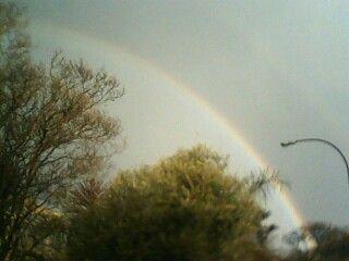 Beautitul rainbow