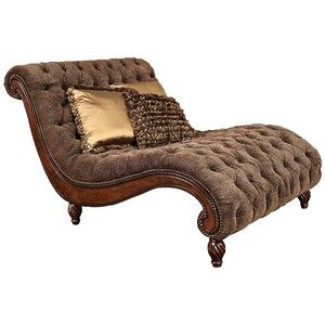 Cheetah Print Chaise Lounge