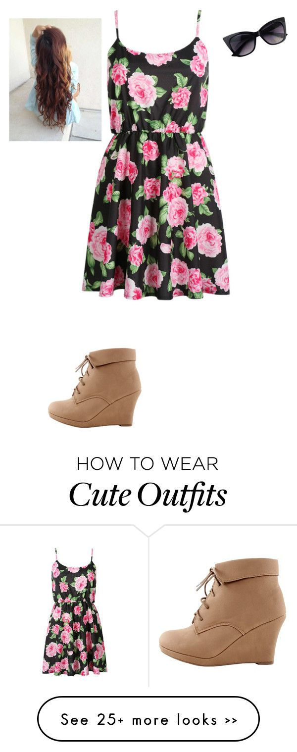 """""""Cute outfit"""" by morgan1496 on Polyvore"""