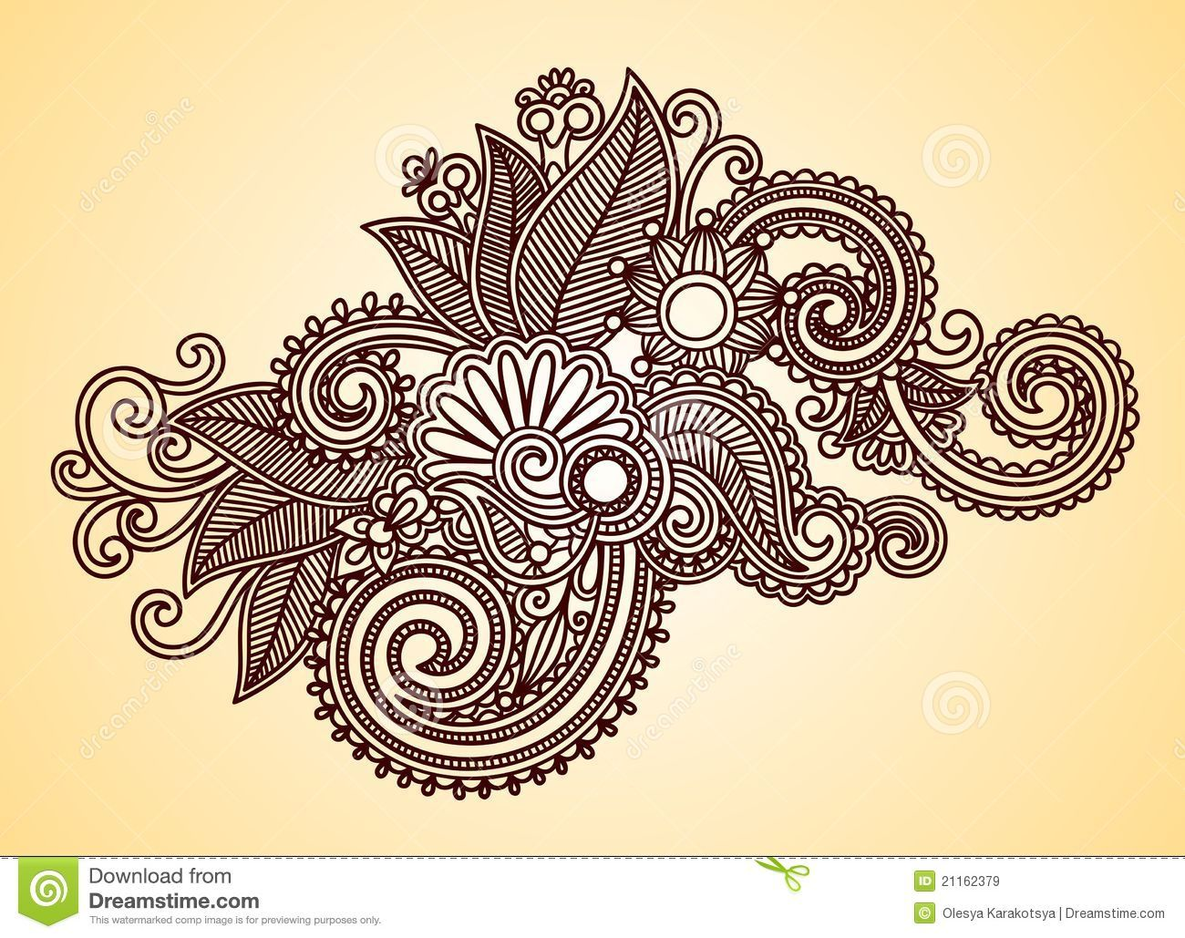 Images For > Henna Design Drawing | Henna & Mehndi Designs ...