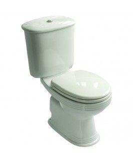 Classic alsó kifolyású monoblokkos WC csésze
