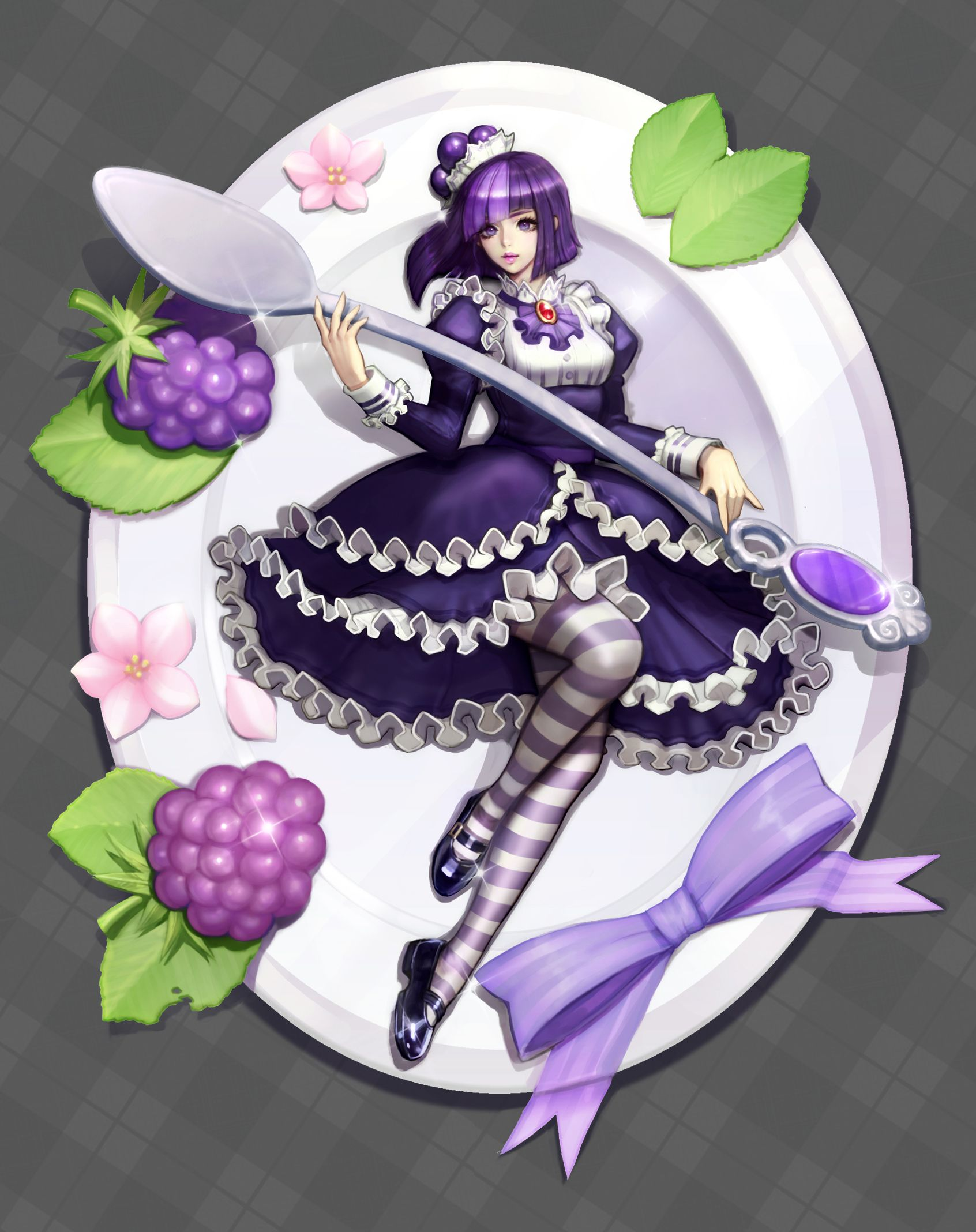 Pinterest In 2020 Cookie Run Blackberry Cookies Anime