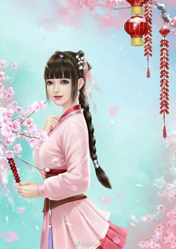 Ghim của Bích Dao_ 碧瑶 trên A Cửu Công chúa _ Đoạn Vân { Thiếu niên cẩm y vệ  } trong 2018   Pinterest   Chinese painting, Chinese art và Chinese