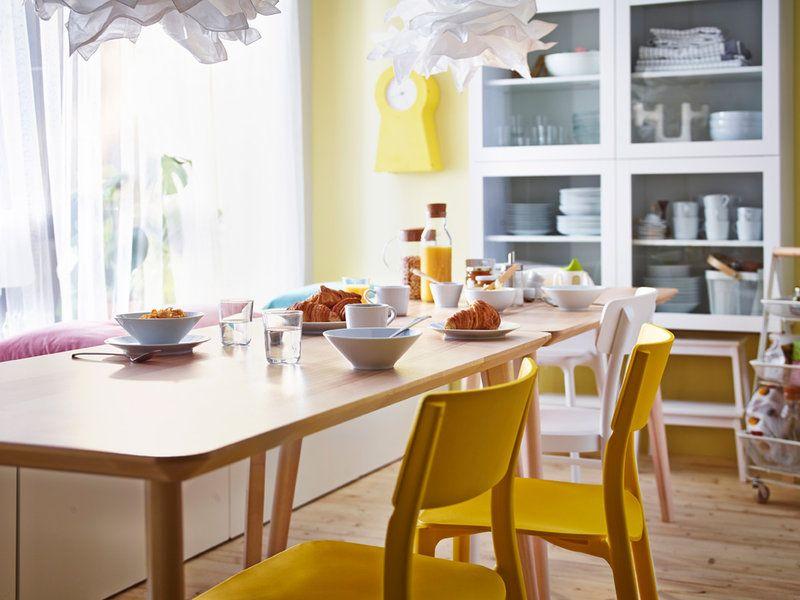 Los comedores más bonitos y luminosos | ideas decoración ...