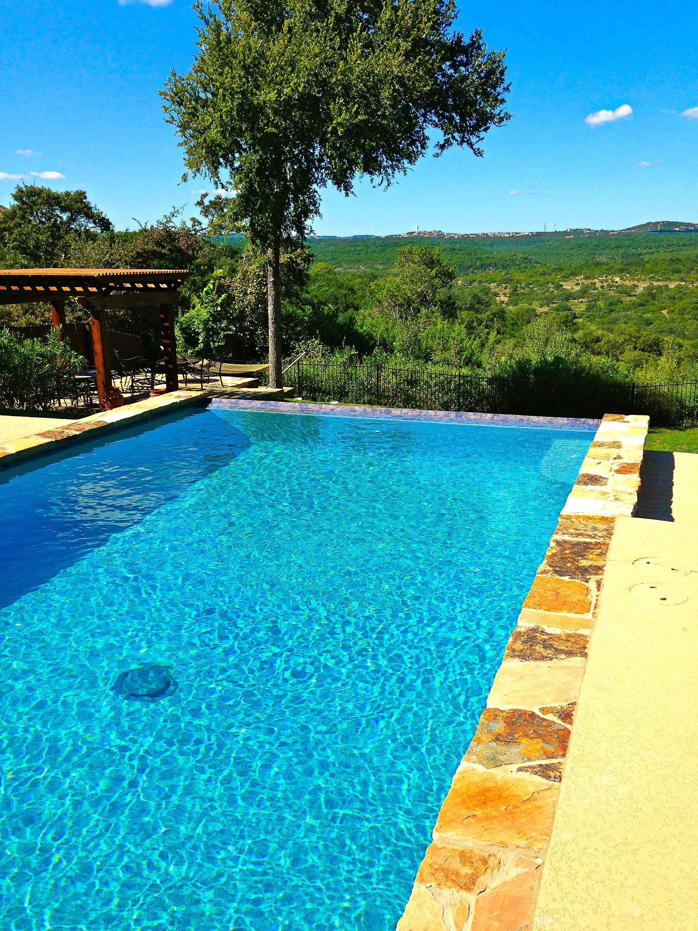 Geometric pool and faux negative edge geometric pools for Pool design regrets