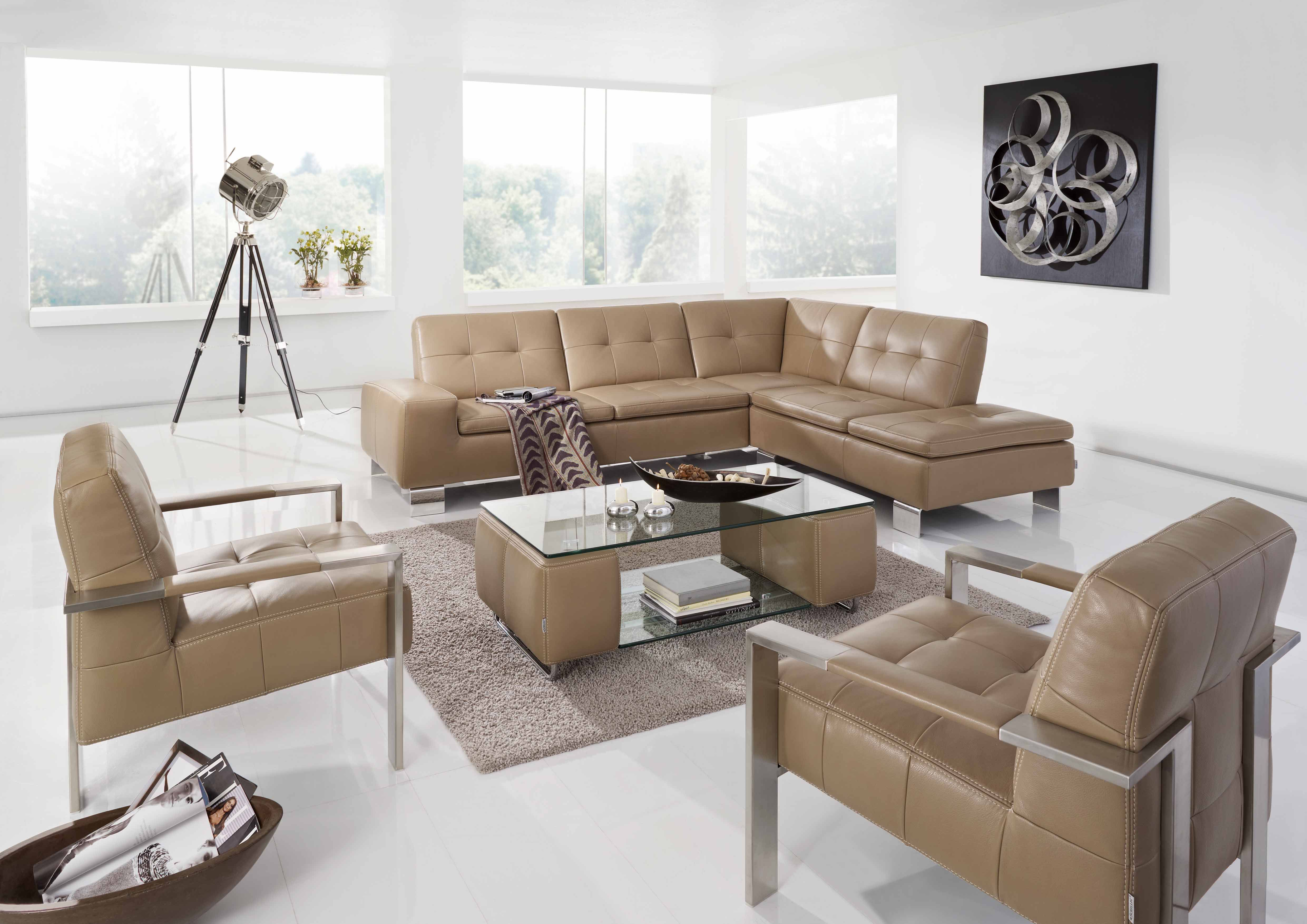 Francesca Modern Sectional Sofa by W.Schillig, Germany   Modern ...