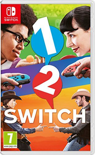 1-2-Switch (Nintendo Switch | Gaming Gift Ideas | Nintendo