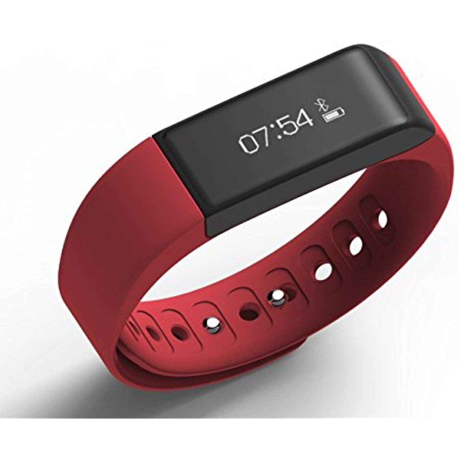 iWOWNfit i5 Plus Fitness Tracker Smart Bracelet Band with Deep/Light Sleep  Monitor and Call Text Display, Steps Track Cal… | Smart bracelet,  Wristband, Plus fitness
