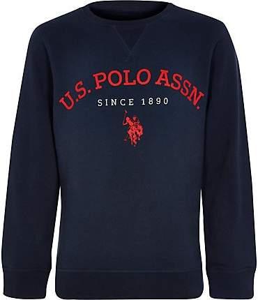 Kids US Polo Assn Long Sleeve T Shirts