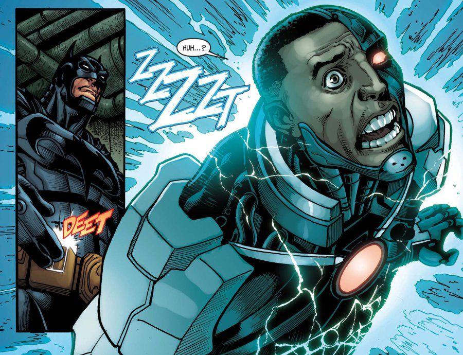 Injustice Gods Among Us Cyborg Cyborg Dc Comics Cyborg Justice League Animated Movies