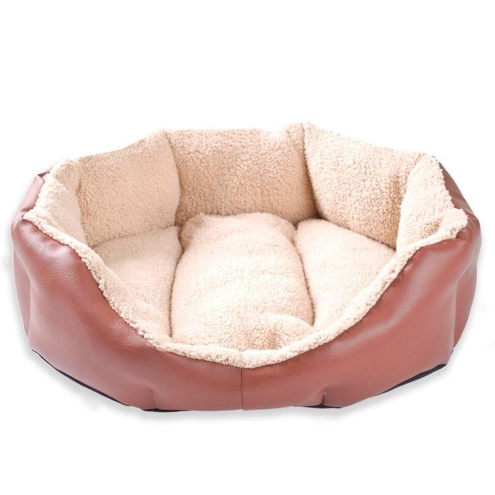Dixinla Pet Bed Lamb Litter Cat Litter Dog Bed Pet Nest Want To Understand Much More Click On The Photo This Is An Affiliate L Dog Bed Pet Bed Cat Litter