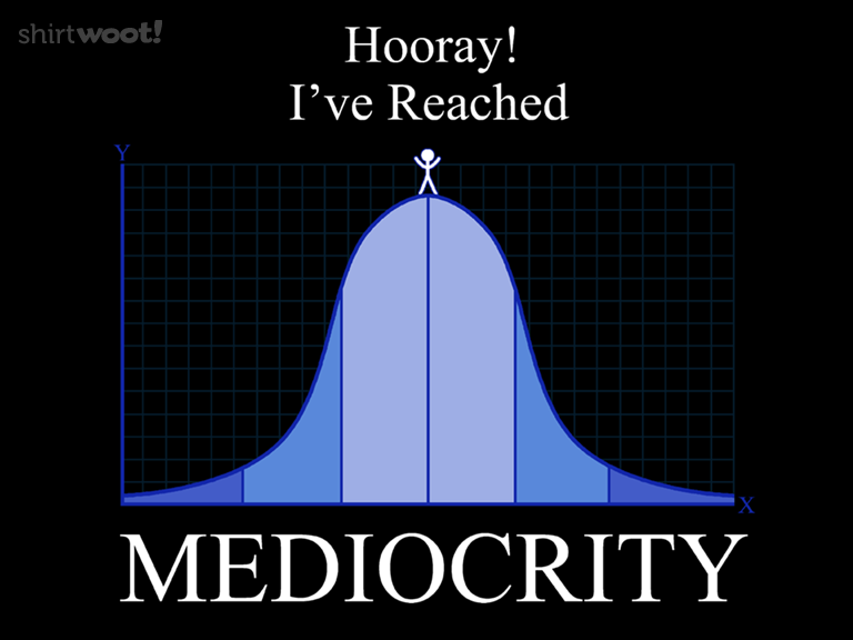 Bell Curve Summiteer 19 00 Free Shipping Math Humor Math Jokes Math Memes