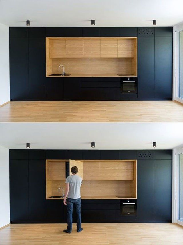 Interior blanco y exterior mismo color que el suelo? | Home <3 ...