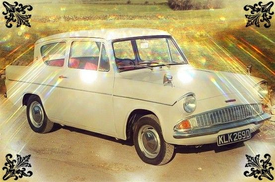 1966 Ford Anglia Great Little Car Ford Anglia British Cars Commercial Vehicle