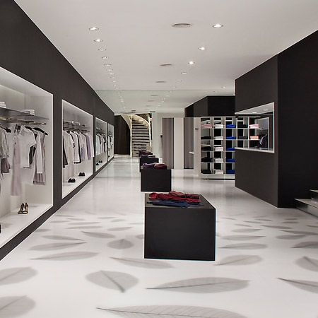 Asobio shop by nendo shop interior design retail and for Retail store interior design