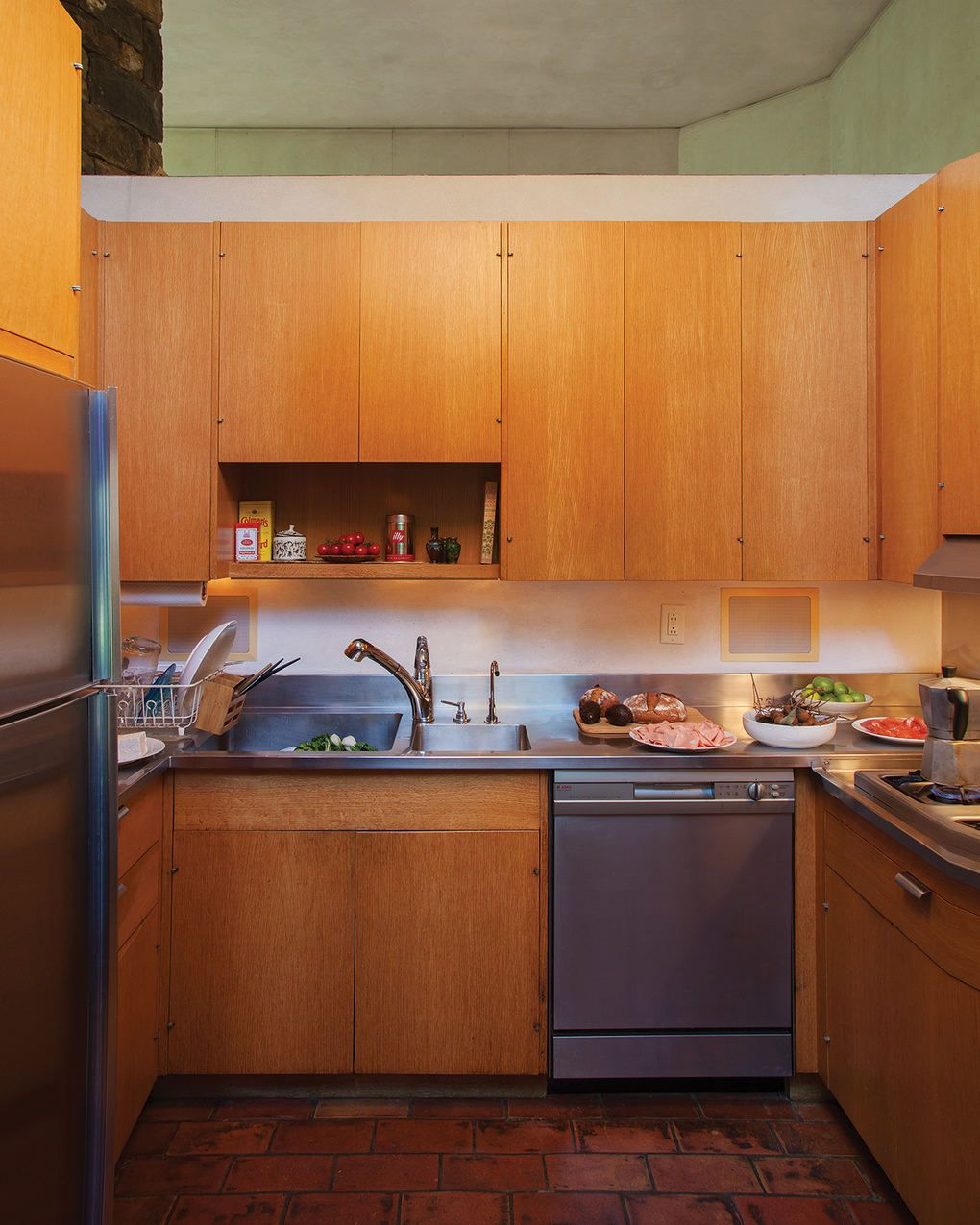 Society Hill Kitchen Cabinets: Louis Kahn - Norman Fisher House - Google 搜尋