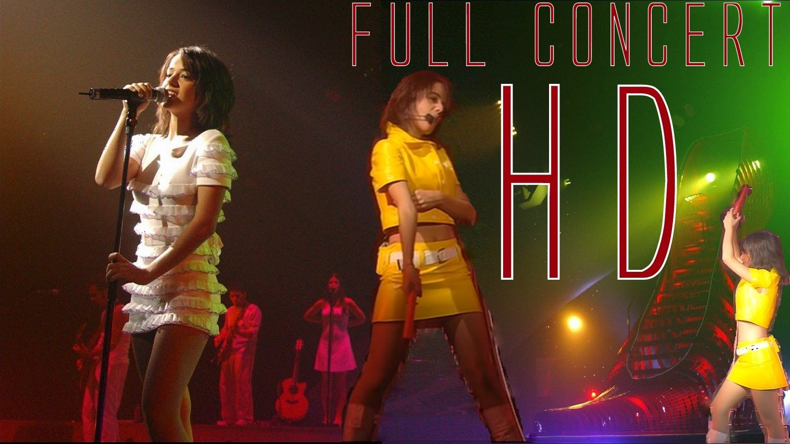 Alizée en Concert [Full Concert Live - 1080p HD ]   Music - Romantic ...
