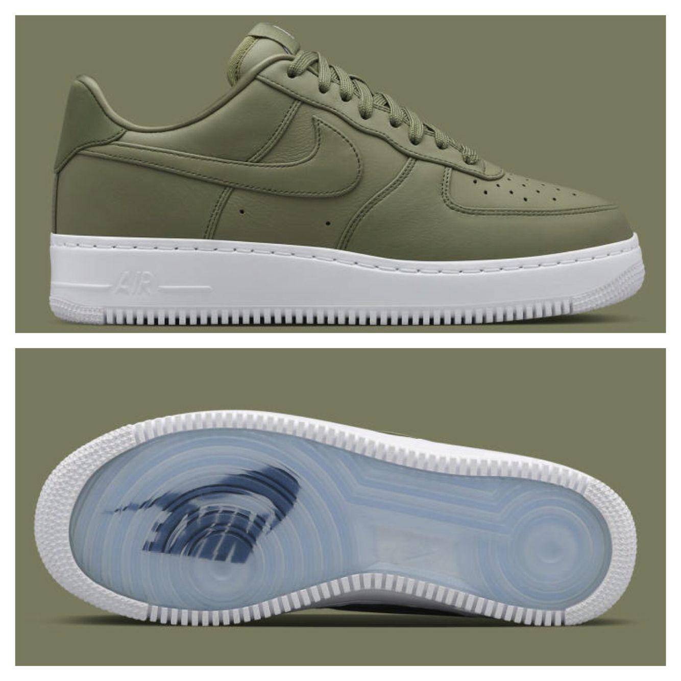 """Urban Haze"" Nike Air Force 1 Shoes sneakers, Fashion"