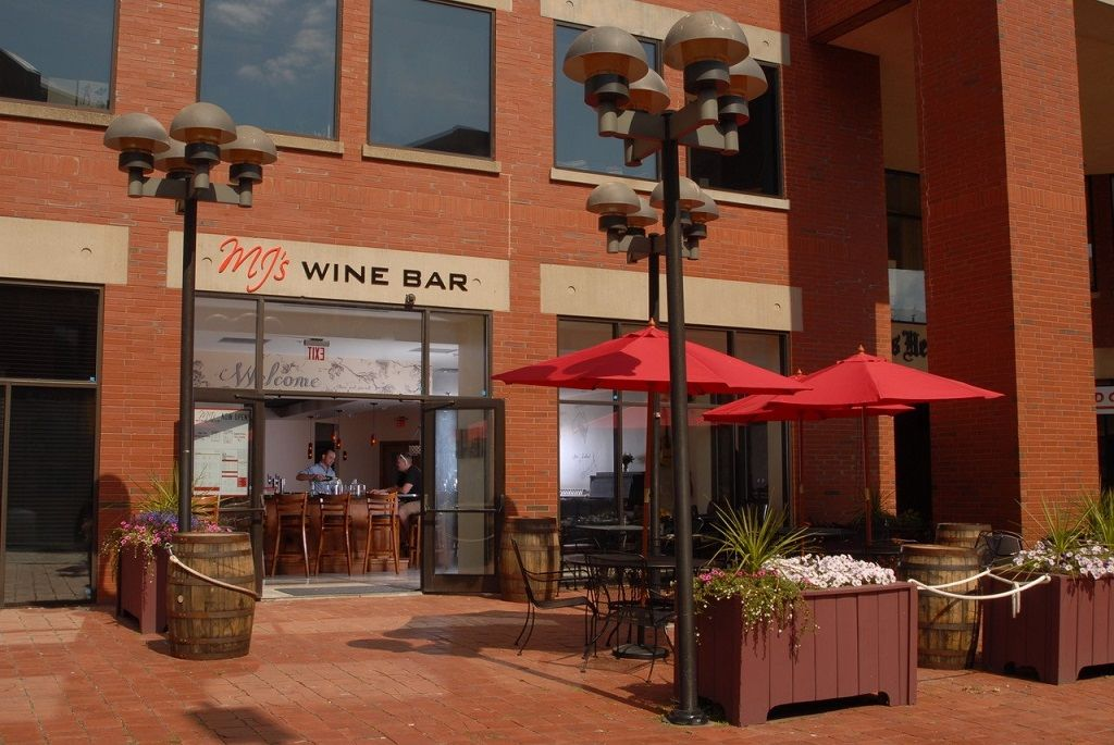 MJ's Wine Bar