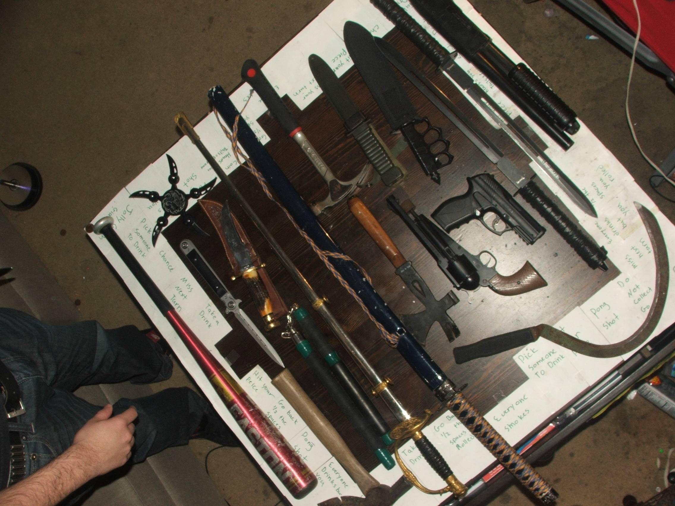 Better zombie survival kit zombie survival zombie