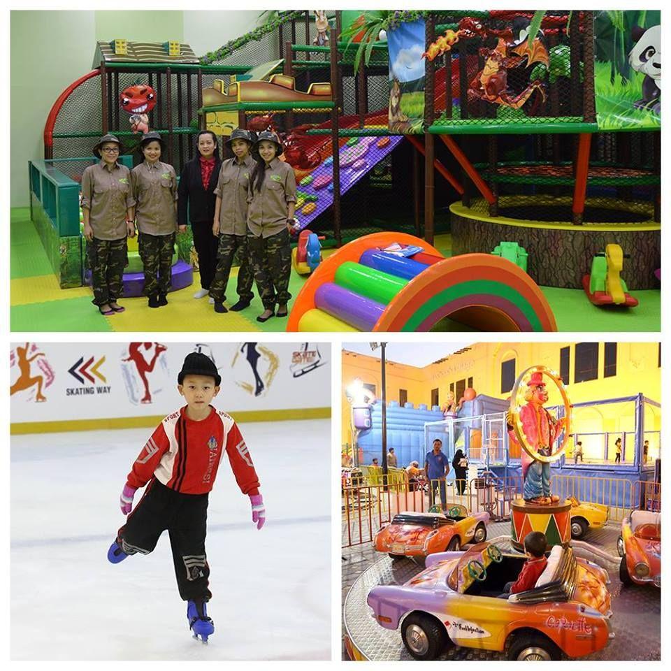 AlshaabVillage Sharjah UAE ShoppingIceSkating Sharjah