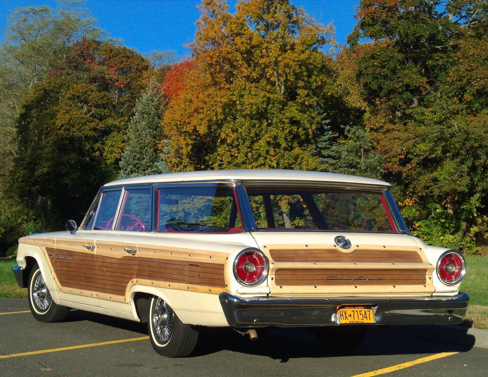 63 ford country squire station wagon like on the movie the help love