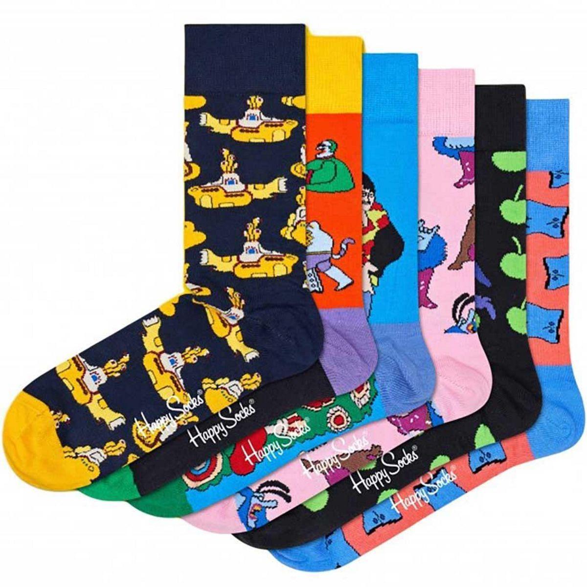 4317924c52ff2 Happy Socks The Beatles Collection Box Set - Multi   Birthday ...
