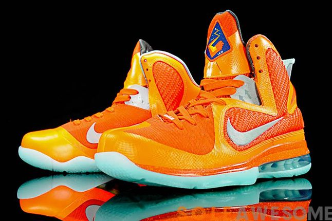 new concept 416a3 6e5a5 Lebron 9 Big Bangs from the AllStar game.