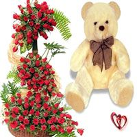 Wants to send Valentine Day gifts to India to your dear ones? Don't worry; we are here to help you. Just contact us online and choose the gift that you want to send. We will deliver it on time.