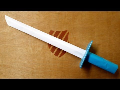 Top 06 Easy Origami Ninja Star/sword/gun - How to make - YouTube   360x480