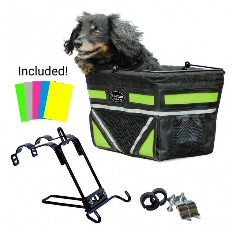 Best Accessories For Mountain Bike With Images Dog Bike Basket
