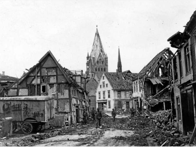 Ostern 1945: Kriegsende in Soest | Soest