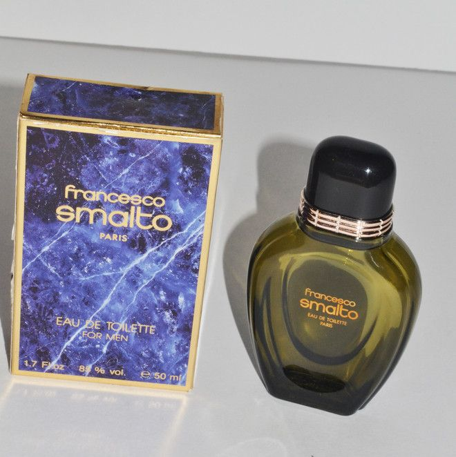 Francesco Smalto Eau De Toilette - Shop QuirkyFinds.com