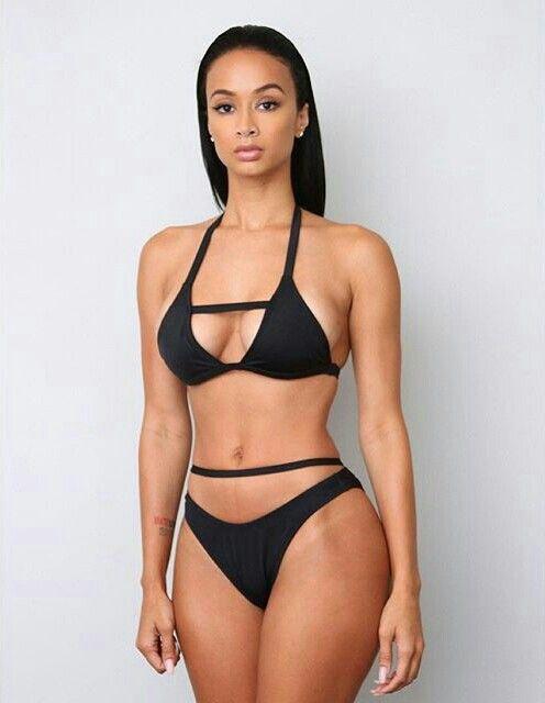 bd4b0eb9128 Draya michele bikini | My Style | Bikinis, Swimwear, Draya michele