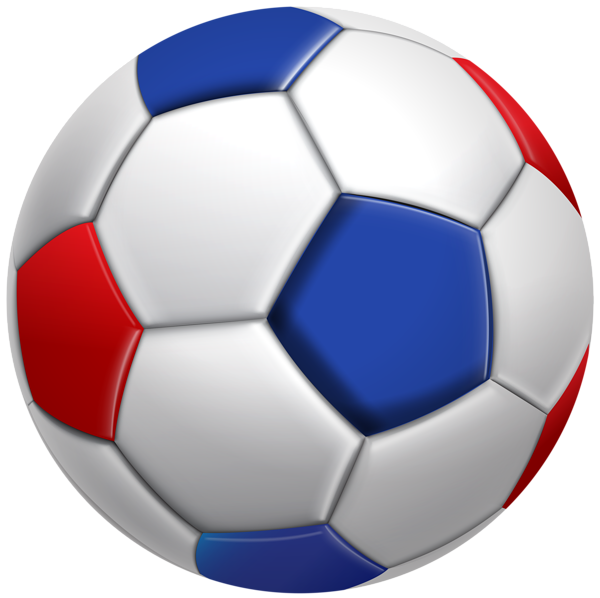 Blue Red Whit Ball Football In 2020 Soccer Ball Soccer Ball
